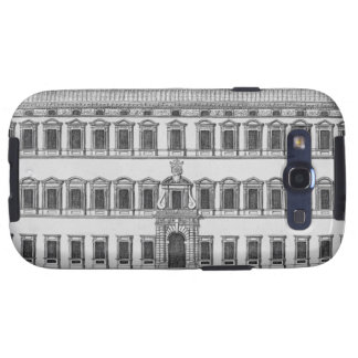 View of the facade of the Lateran Palace Rome co Galaxy SIII Cover