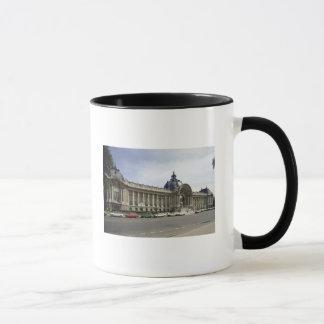 View of the facade of the Petit-Palais Mug
