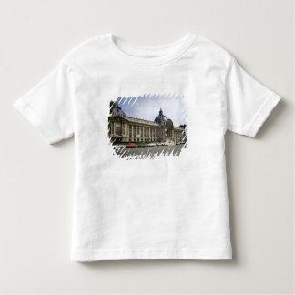 View of the facade of the Petit-Palais Toddler T-shirt