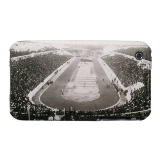 View of the first official Olympic Games in Athens iPhone 3 Case