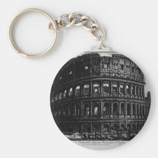 View of the Flavian Amphitheatre Keychain