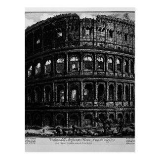 View of the Flavian Amphitheatre Postcard