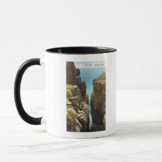View of the Flume Mug