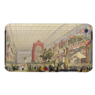 View of the Foreign Nave of the Great Exhibition o Barely There iPod Cover