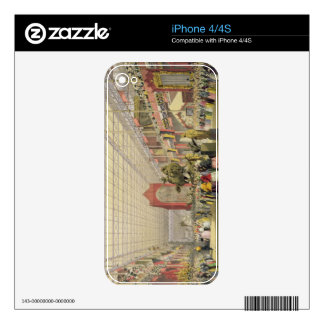View of the Foreign Nave of the Great Exhibition o Skin For The iPhone 4S