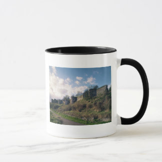 View of the fortifications, 1226-42 mug