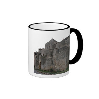 View of the fortified village (photo) 2 coffee mug