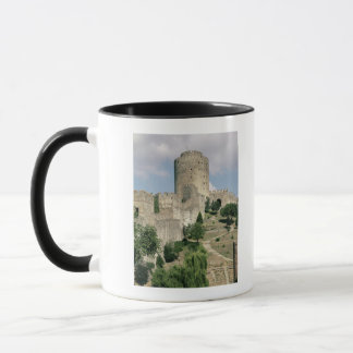 View of the Fortress, started in 1452 Mug