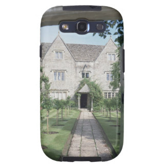 View of the front of the house (photo) samsung galaxy SIII cover