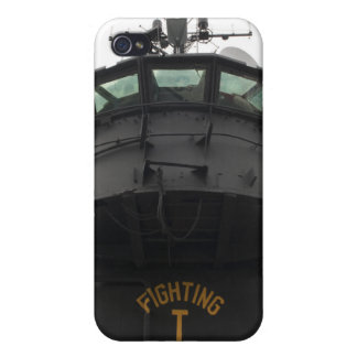 View of the front section of the superstructure iPhone 4/4S cover
