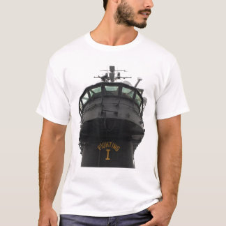 View of the front section of the superstructure T-Shirt