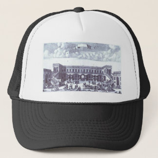 View of the Gagarin's Moscow Mansion Trucker Hat