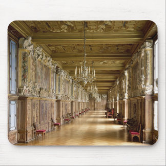 View of the Galerie Francois I, 1528-40 Mouse Pad