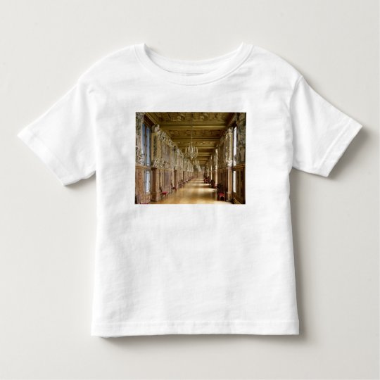 View of the Galerie Francois I, 1528-40 Toddler T-shirt