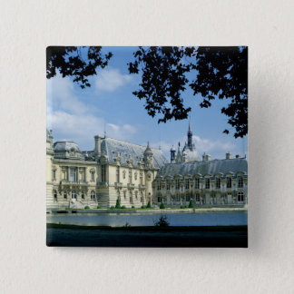 View of the Grand and Petit Chateau Button