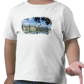 View of the Grand and Petit Chateau T-shirt