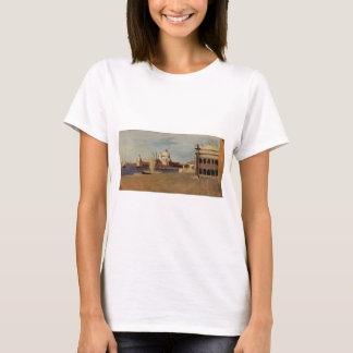 View of the Grand Canal, Venice, from the Riva T-Shirt
