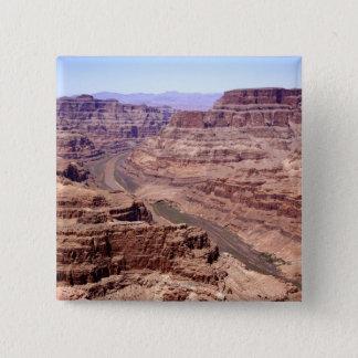 View of the Grand Canyon, Arizona Pinback Button