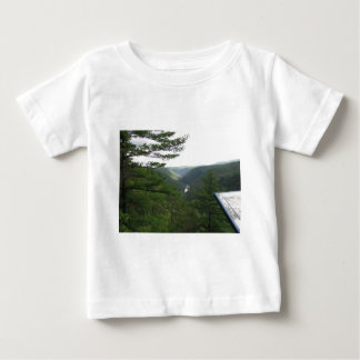 View of The Grand Canyon, PA Baby T-Shirt