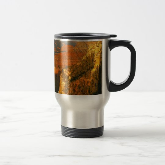 View of the Grand Canyon Travel Mug