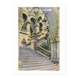 View of the Grand Staircase Postcard