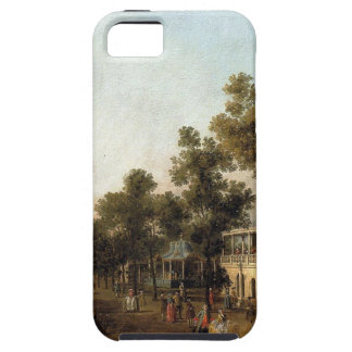 View Of The Grand Walk, vauxhall Gardens iPhone SE/5/5s Case