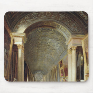 View of the Grande Galerie of the Louvre, 1841 Mouse Pad