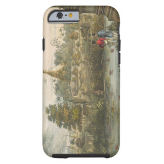 View of the Great Dagon Pagoda at Rangoon from the Tough iPhone 6 Case