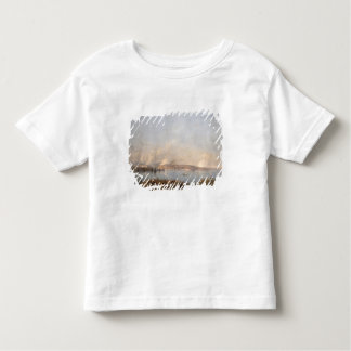View of the Harbour of Sebastopol during the Crime Toddler T-shirt