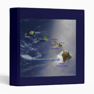 View of the Hawaiian Islands Binder