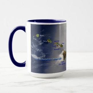 View of the Hawaiian Islands Mug
