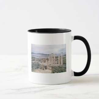 View of the House of Cleopatra Mug