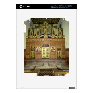 View of the Iconostasis, 1641 (photo) (see 137901 iPad 3 Skin