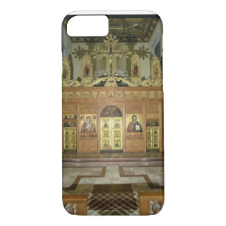 View of the Iconostasis, 1641 (photo) (see 137901 iPhone 7 Case