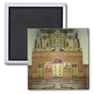 View of the Iconostasis, 1641 (photo) (see 137901 Magnet