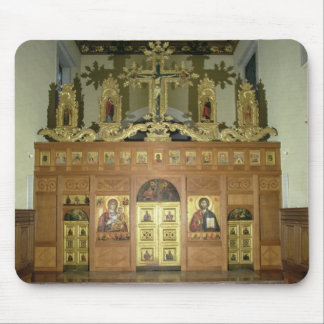 View of the Iconostasis, 1641 (photo) (see 137901 Mouse Pad