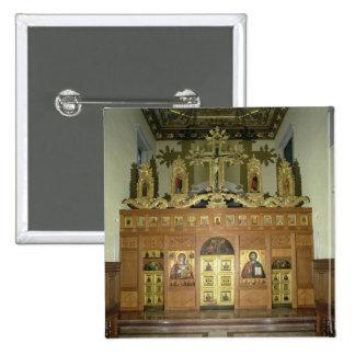 View of the Iconostasis, 1641 (photo) (see 137901 Pinback Button