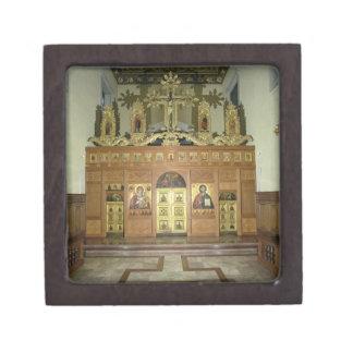 View of the Iconostasis, 1641 (photo) (see 137901 Premium Jewelry Boxes