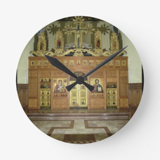 View of the Iconostasis, 1641 (photo) (see 137901 Round Clock