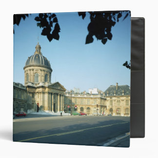 View of the Institut de France from the Quai Binder