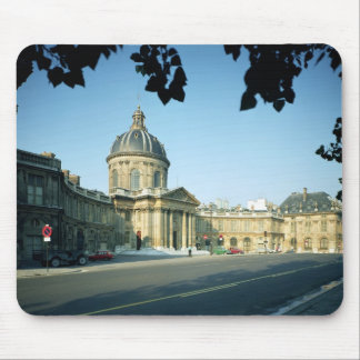 View of the Institut de France from the Quai Mouse Pad