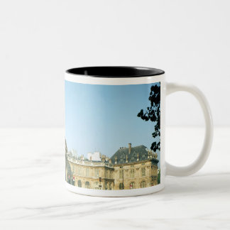 View of the Institut de France from the Quai Two-Tone Coffee Mug