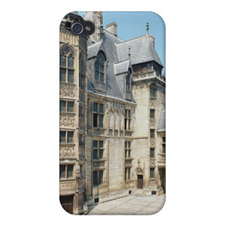 View of the interior courtyard, 1443-51 iPhone 4/4S covers
