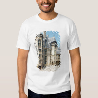 View of the interior courtyard, 1443-51 T-Shirt