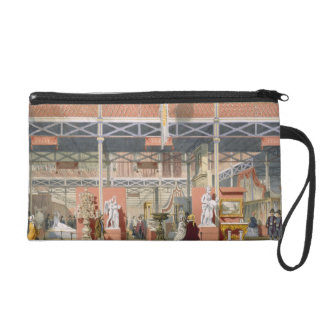 View of the Italy section of the Great Exhibition Wristlet Purse