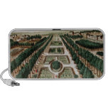 View of the Jardin des Plantes iPhone Speakers