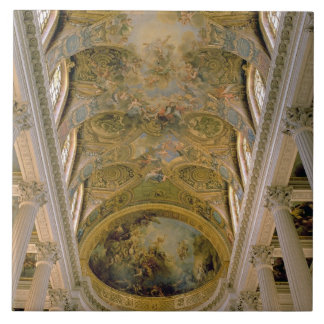 View of the King's Gallery and vaulted ceiling dep Ceramic Tile