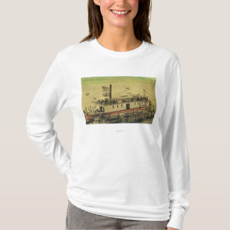 View of the Klondike Riverboat T-Shirt