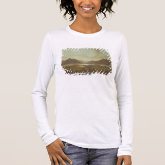 View of the Lakes and Mountains of Killarney, Irel Long Sleeve T-Shirt
