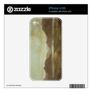 View of the Lakes and Mountains of Killarney, Irel Decals For The iPhone 4S